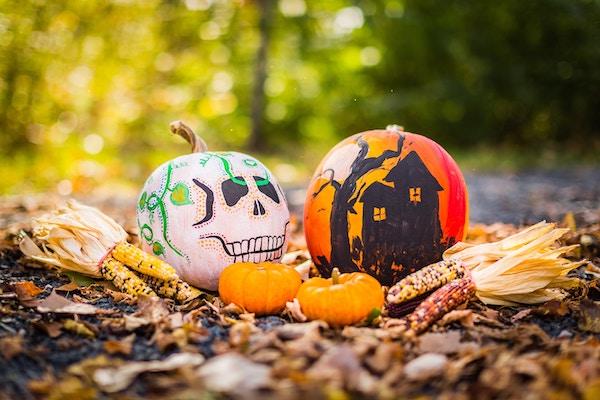 Celebrate Halloween in Surrey this October!